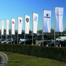 Volkswagen Group is one of the largest automakers in the world