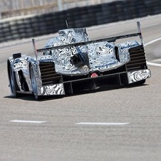 It will debut in the 2014 WEC season