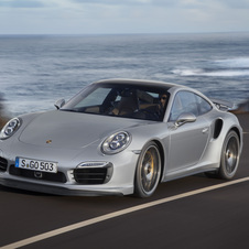 Porsche sales are split equally among Asia, North America and Europe