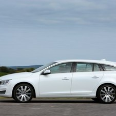 Volvo V60 D2 Summum Eco Powershift