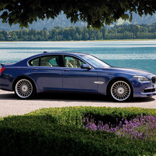 Alpina BMW B7 BITURBO Saloon