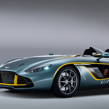 Aston Martin is celebrating its centenary this year