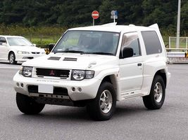 Mitsubishi Pajero Evolution Automatic
