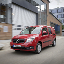 Mercedes-Benz Citan Long 109CDI/31 90 5L