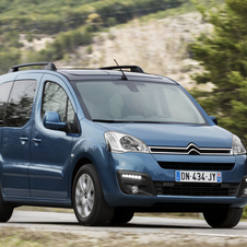 Citroën Berlingo Multispace 1.6 BlueHDi S&S 7L Feel