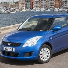 Suzuki Swift 1.2 VVT GA