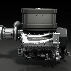 Next year F1 moves to smaller 1.6-liter turbocharged V6 engines with more powerful energy recovery systems