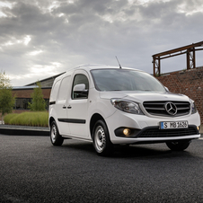 Mercedes-Benz Citan Long 111CDI/31 110 5L