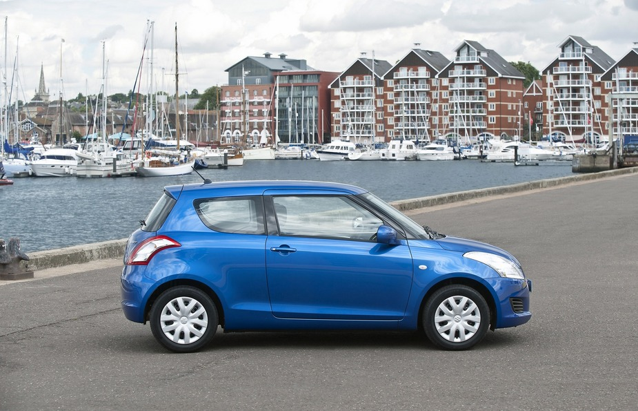 Suzuki Swift 1.2 VVT GL