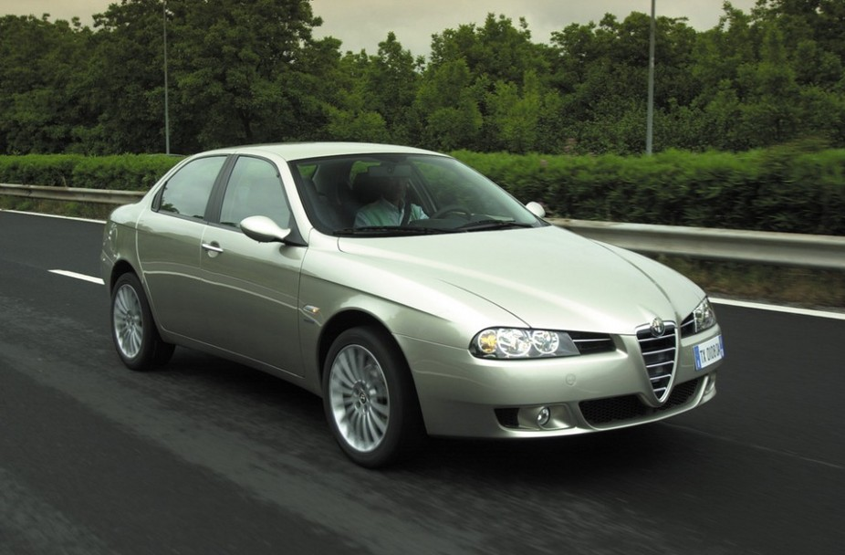 alfa romeo 156 2 5 v6 24v q system 1 photo and 74 specs. Black Bedroom Furniture Sets. Home Design Ideas