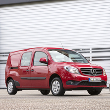 Mercedes-Benz Citan Long 111CDI/31 110