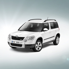 The Yeti has been a huge sales success for Skoda
