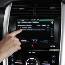 Ford has been adding MyFord Touch to vehicles for the past several model years