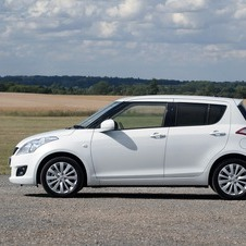 Suzuki Swift 1.2 VVT GL+