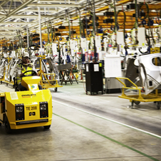 The factory opened last year, and production will double in 2013