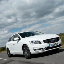 Volvo V60 D4 Summum S/S Geartronic