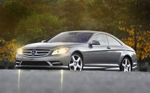 Mercedes-Benz CL 550 4MATIC