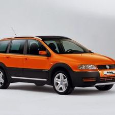 Fiat Stilo Multi Wagon Uproad