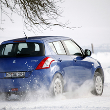 Suzuki Swift 1.2 Club 4x4