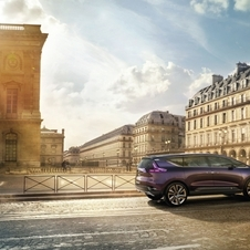 The Initiale Paris concept previews the next Espace that will debut in 2014