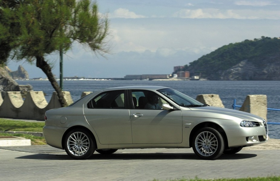 Alfa Romeo 156 2.5 V6 24v Q-System Distinctive :: 1 photo and 66 specs ...