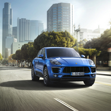 It will launch first in the Macan