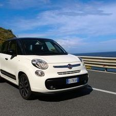 The move is part of Fiat's plan to grow the 500 out as a range of cars