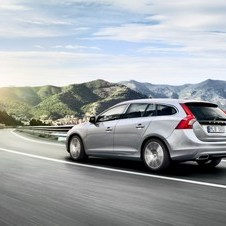 Volvo V60 D5 Momentum Geartronic