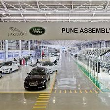 Jaguar Land Rover has a factory in Pune to build the XF and Freelander