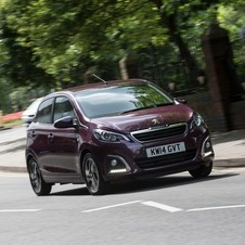 Peugeot 108 Allure 1.2 Pure Tech