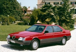 Alfa Romeo 164 Turbo Diesel Super