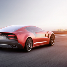 Italdesign Giugiaro Finally Breaks Cover with Large Gullwing Doors