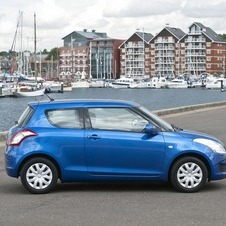 Suzuki Swift 1.2 VVT GLX 4AT