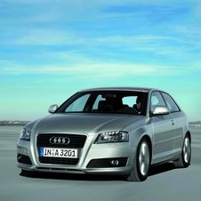 Audi A3 1.8 TFSI Attraction quattro