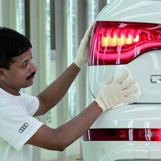 Audi builds  A4, A6, Q5 and Q7 in India already