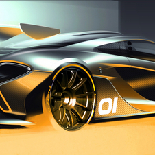 The P1 GTR was created in response to P1's client requests