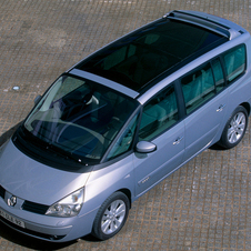 Renault Grand Espace TCe 170 Initiale
