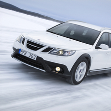 Saab 9-3X 1.9TTiD 180 Vector AT