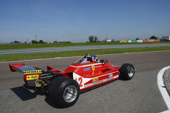 A Six Wheeled 312 T6 Was Built But Never Raced Photo Ferrari Gallery 64 Views Autoviva Com
