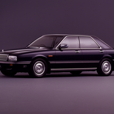 Nissan Cedric Cima Type L Selection