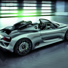 First Details on Porsche 918 Emerge Including RS Spyder-Derived Engine