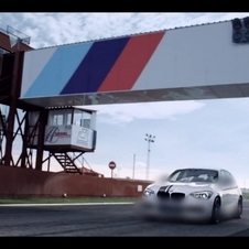 BMW Releases Blurry Video of 1 M Performance