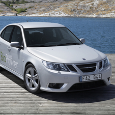 Saab 9-3 Sport Sedan 1.9TTiD 180 EcoPower Vector