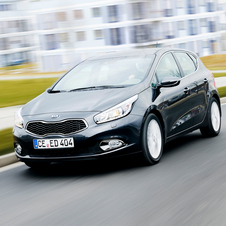 New Kia Ceed Ready with 5 Engines and More Upscale Feel