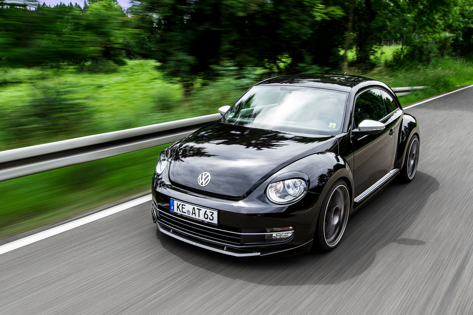 Abt adds 30hp to the Beetle 2.0 TDI