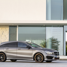 Mercedes-Benz CLA Shooting Brake 200 CDI