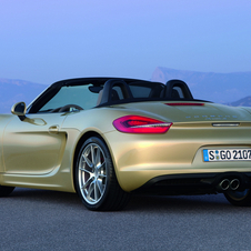 Porsche Boxster third generation revealed