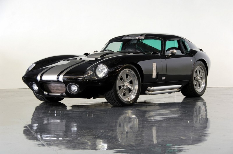 Superformance Shelby Cobra Daytona Coupe