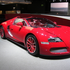 Unfortunately, in the past Bugatti has released special editions that were little more than special colors