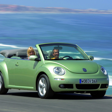 Volkswagen Beetle Blush Edition